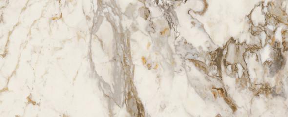 Obraz beige Cracked Marble rock stone texture background - fototapety do salonu