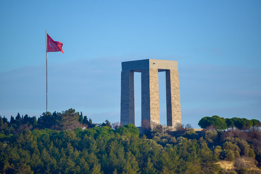 Gallipoli Battle Turkish War Memorial 1915
