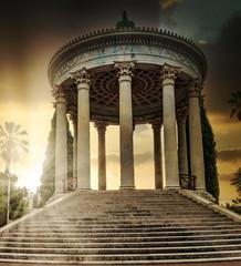 Temple de diane à Nice