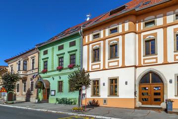 Wall Mural - Street in Levoca, Slovakia
