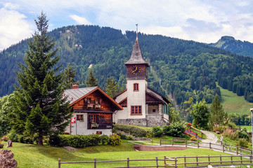 Les Diablerets, Vaud / Switzerland -
