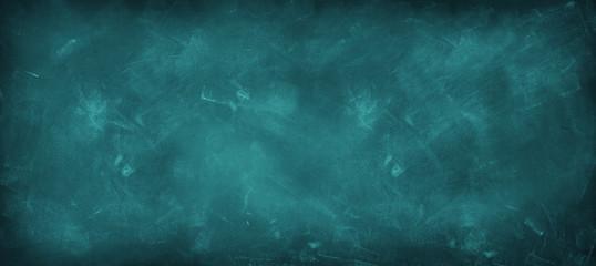Wall Mural - Blue chalkboard background