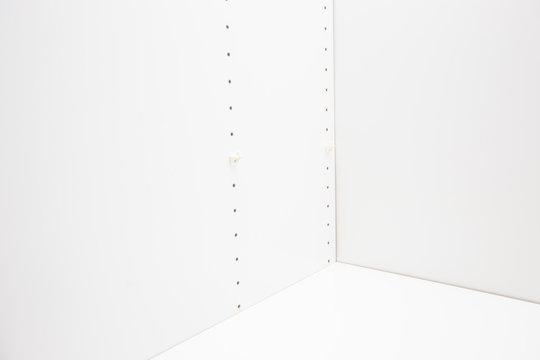 angolo interno di un armadio