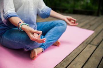 Start meditating in the morning