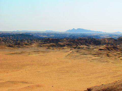desert in afica
