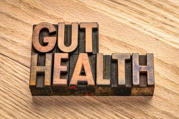 gut health in wood type