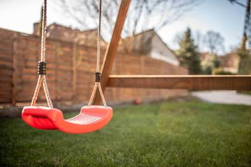 Fototapeta swing, huśtawka obraz
