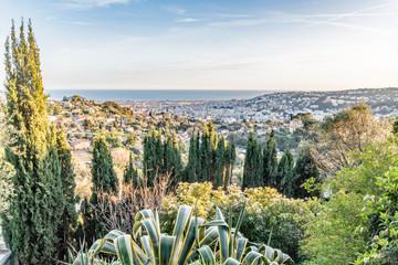 Cascade de Gairaut à Nice