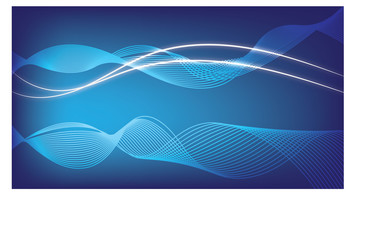 Fototapeta graph, up, electronic, diagram, profit, financial, stock, equalizer, data, pulse, noisy, spiral, black, gradient, display, set, flow, lines, wavy, template, banner, concept, color, light, abstract,