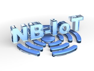 NB-IoT acronym (Narrowband Internet of Things)