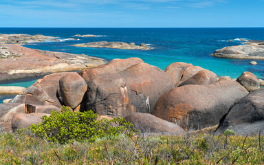 Wall Mural - William Bay NP, Western Australia