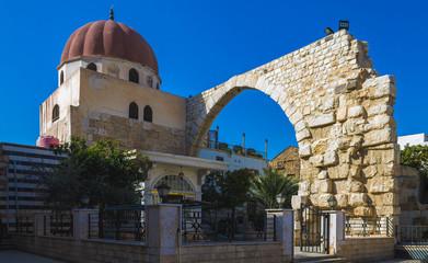 Mausoleum of Saladin, Damascus, Syria