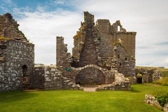 Dunnottar Castle, near Stonehaven, UK