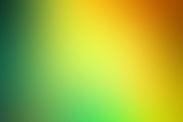 Green and yellow gradient abstract background