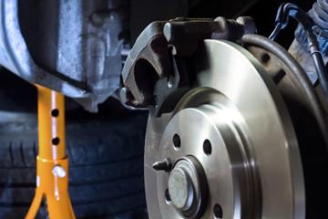 Atelier de réparation du systeme de freinage automobile