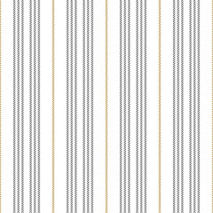 Striped pattern seamless vector. Vertical textured lines for summer, autumn, winter dress, bed sheet, trousers, duvet cover, or other modern textile print.