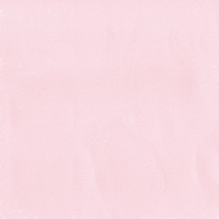 Light pink watercolor wash textured paper, abstract art background