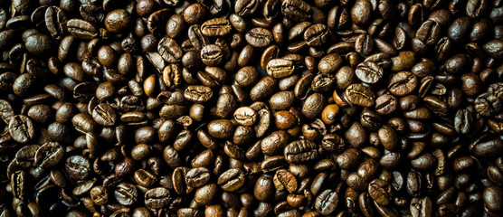 Papiers peints Café en grains coffee beans background