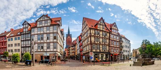 Holzmarkt, Hannover, Deutschland  Fototapete