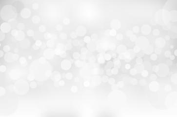 銀色の輝き幾何学抽象円形グラデーションベクター背景素材