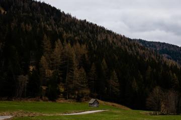 Mountain view in Austria