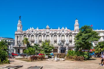 Spoed Foto op Canvas Milan Havana Cuba
