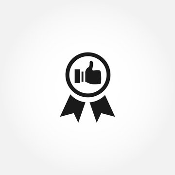 Best practice icon. like illustration vector solid icon
