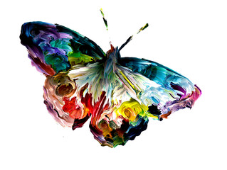 Once Upon a Butterfly