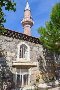 Sefersah Mosque, Ezine
