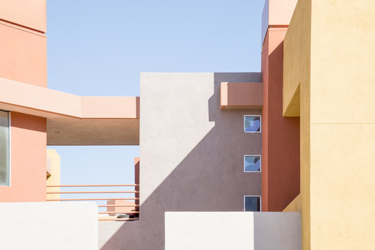 Palm Springs Building