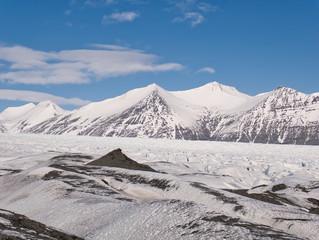 Gletscherwanderung auf dem Jökulsarlon Gletscher