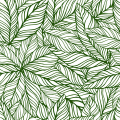 Hand drawing of floral. Vector illustration. Perfect for greetings, invitations, manufacture wrapping paper, textile, web design.