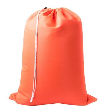 laundry bag orange