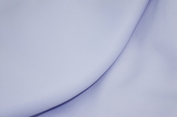 surface texture of white fabric close up background