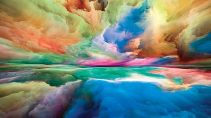 Tuinposter Zee / Oceaan Dance of Dreamland