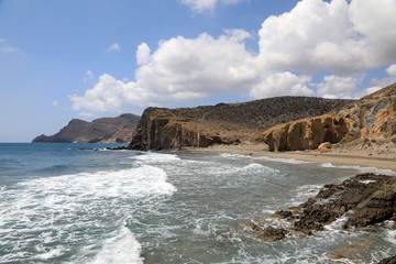 Papier Peint - playa almería mediterraneo parque natural andalucía 4M0A6694-as20
