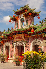 Wall Murals Place of worship Chinese temple in Hoi An