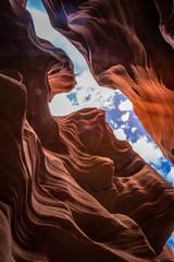 Garden Poster Antelope Antelope Canyon