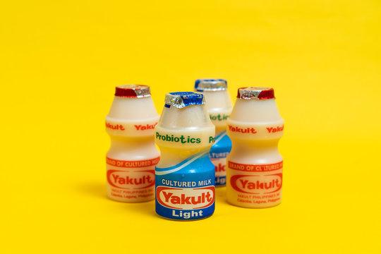bacterie yakult)
