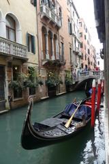 Aluminium Prints Venice Gondola, Venice, Italy