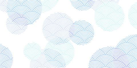 水玉 夏 和紙 背景 Fotomurales
