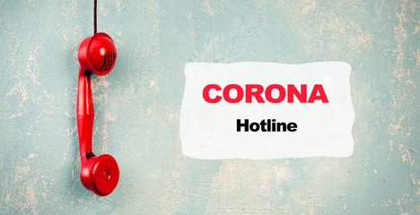 Corona Hotline