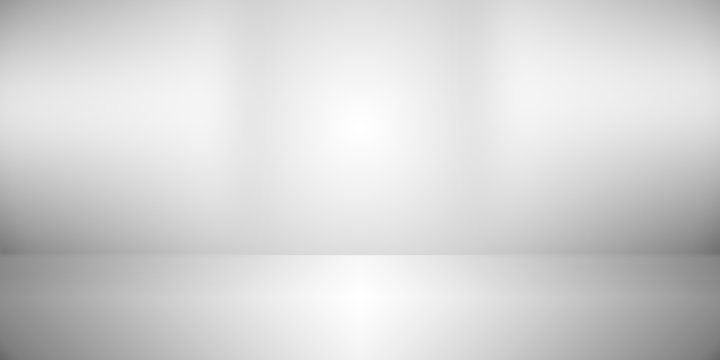 empty room studio gray gradient light background used for display your product