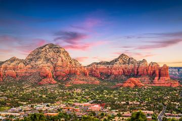 Photo sur Aluminium Arizona Sedona, Arizona, USA