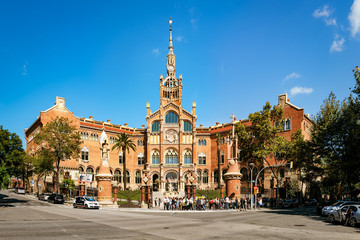 Hospital of the Holy Cross and Saint Paul in Barcelona