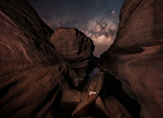 Papiers peints Marron chocolat สามพันโบก อุบลราชธานี antelope canyon in arizona