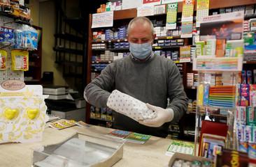 Day two of Italy's nationwide coronavirus lockdown, in Rome