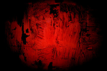 abstract red and black background Fototapete