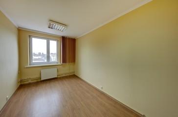 Puste pomieszczenie biuro pokój