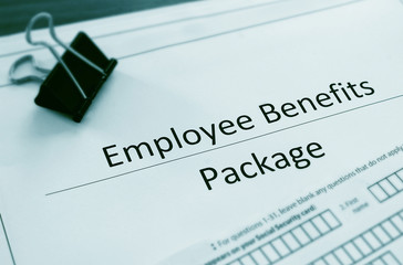 Employee Benefit Package forms